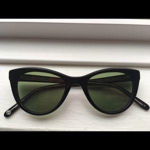 GLCO x Clare V (Vivier) Garrett Leight Sunglasses